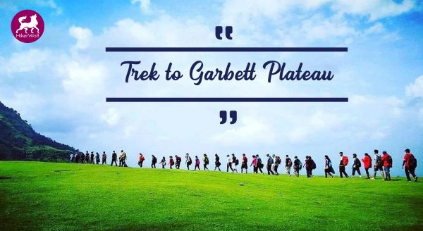 A trek for beginners to Garbett, Matheran near Mumbai