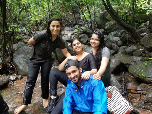 Monsoon trek to one tree hill, Matheran