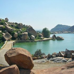 Greatest attraction to Hampi