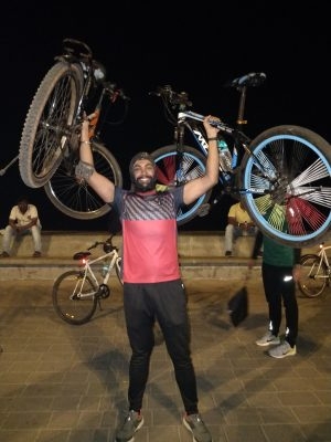 Best midnight cycling events