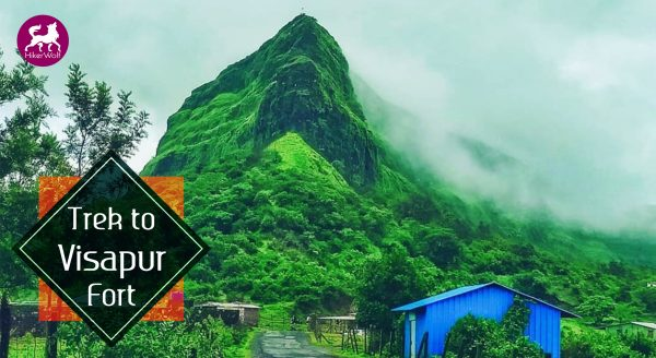 Monsoon trek to Visapur fort, Lonavala 2019