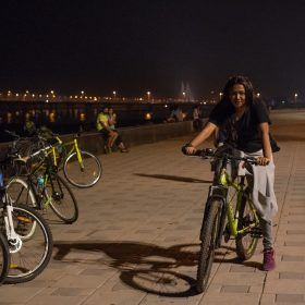 midnight group cycling