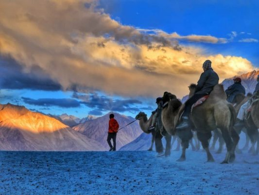 Nubra Valley Ladakh Trip